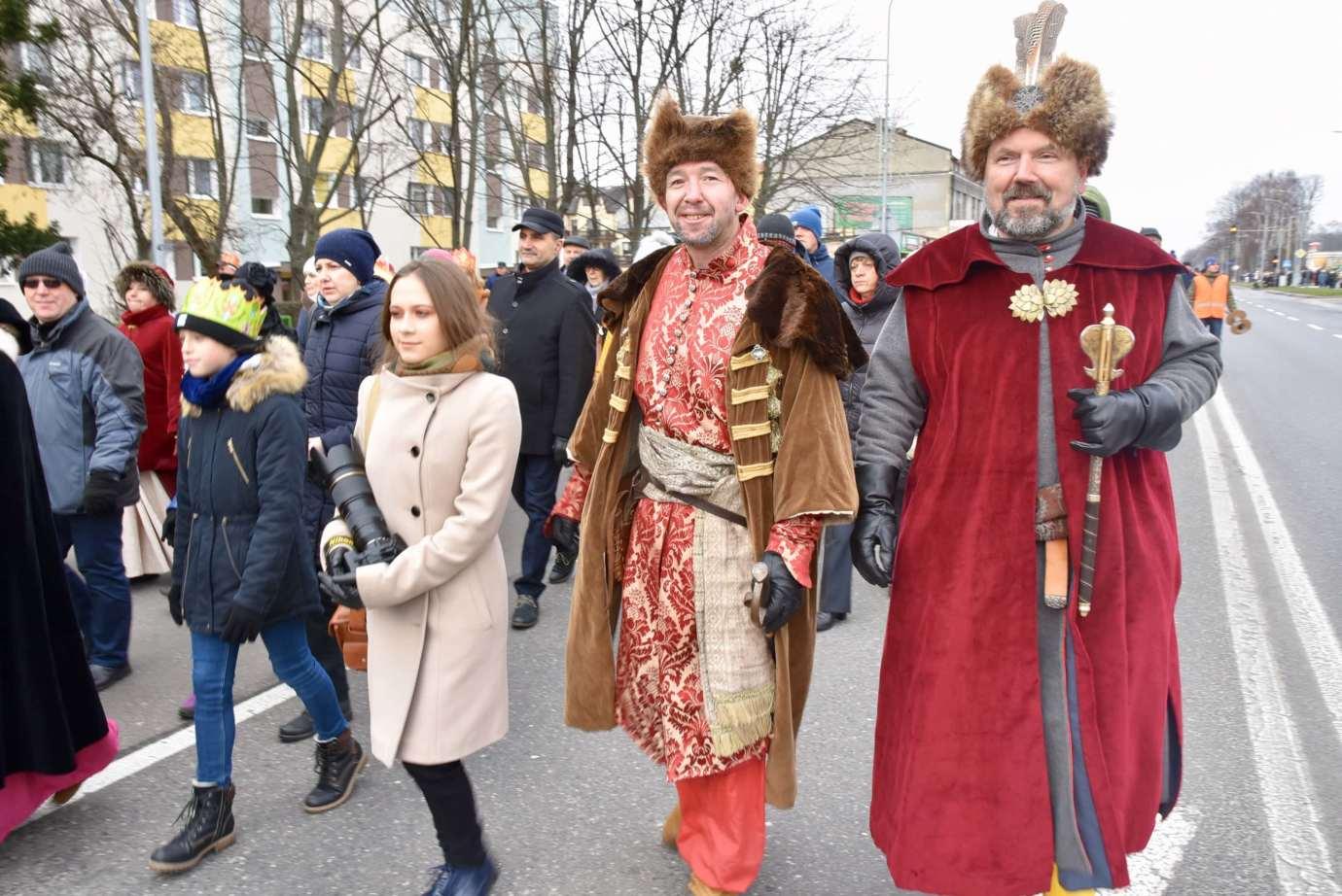 dsc 2392 Rekordowy VI Orszak Trzech Króli w Zamościu -