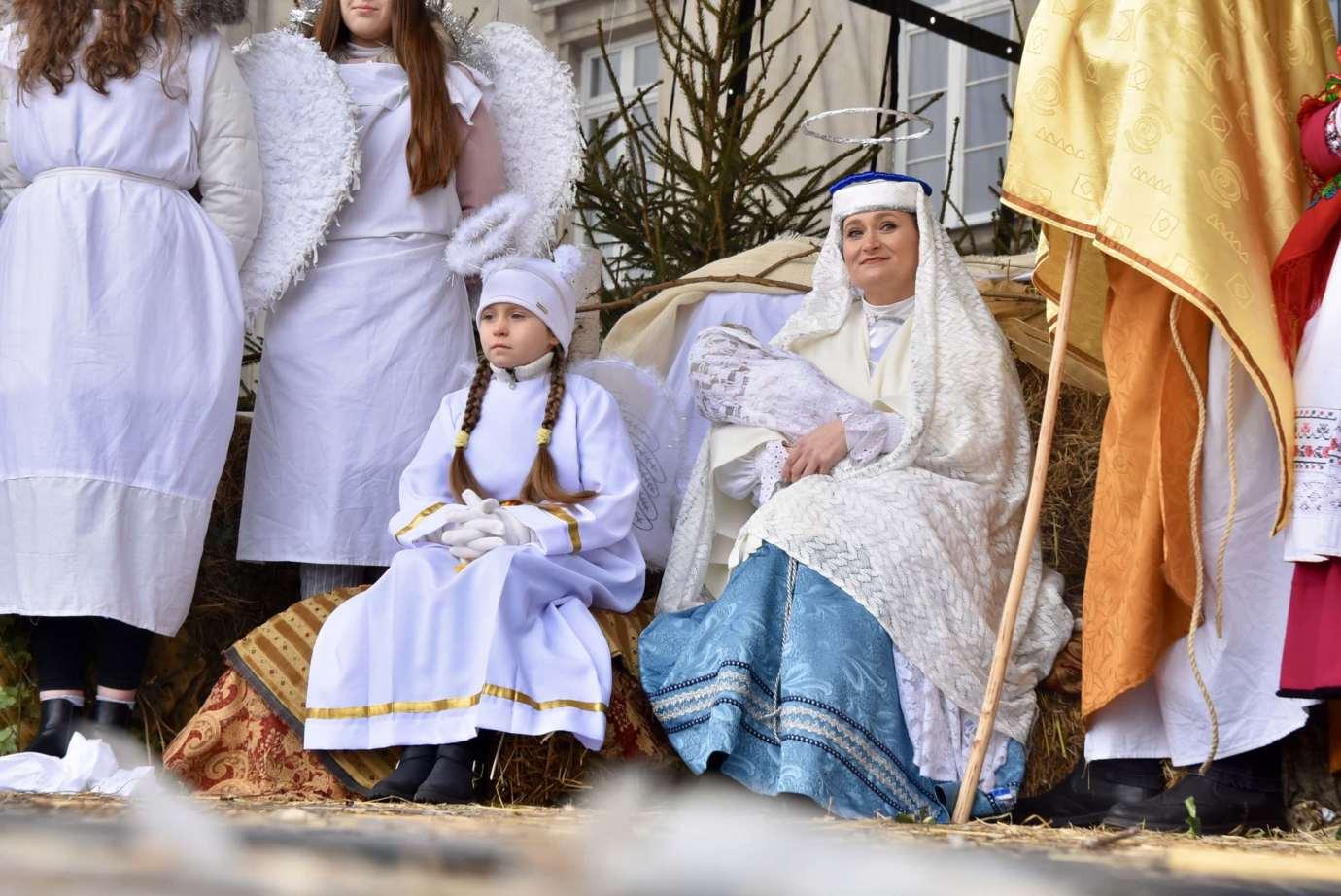 dsc 2456 Rekordowy VI Orszak Trzech Króli w Zamościu -