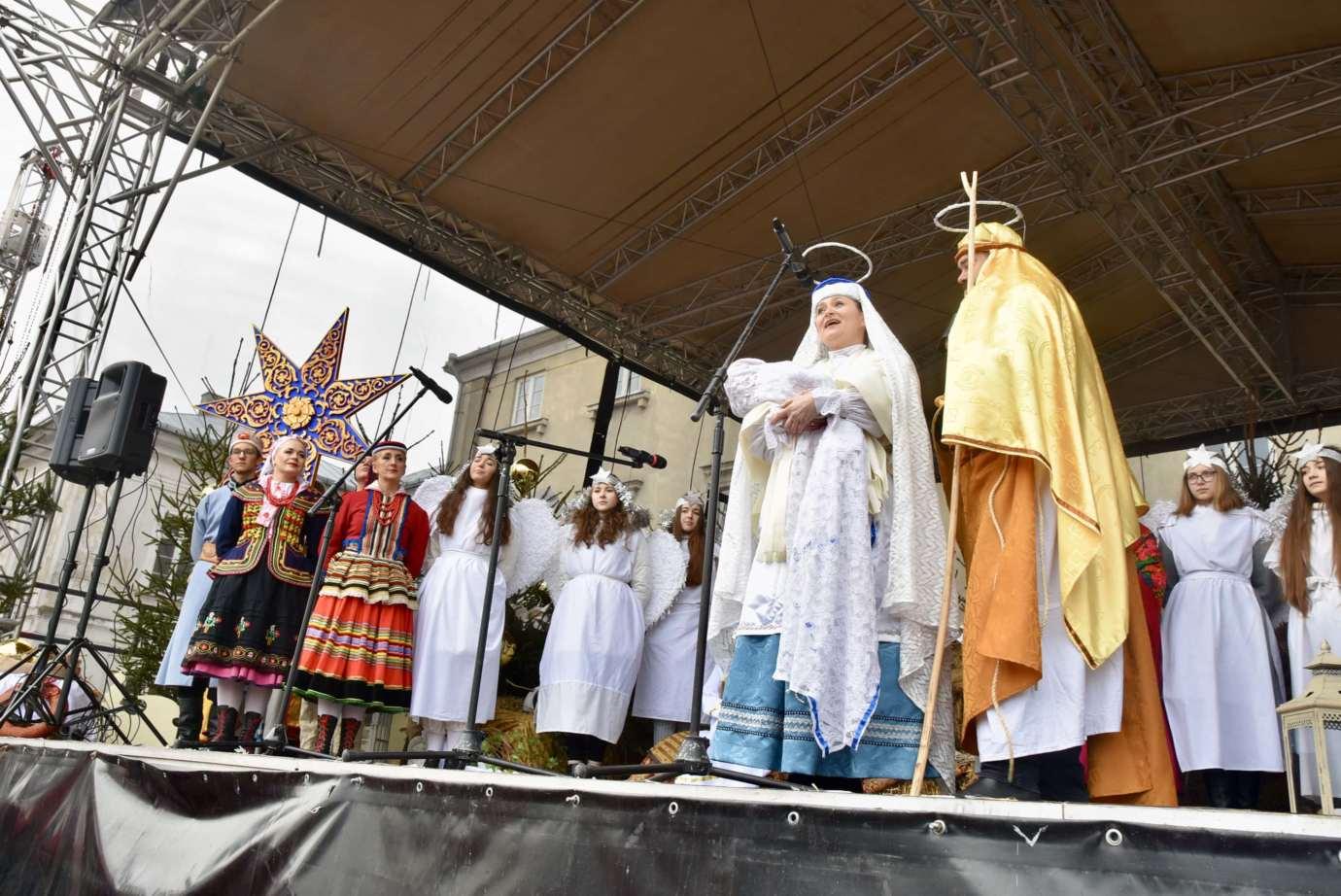 dsc 2462 Rekordowy VI Orszak Trzech Króli w Zamościu -
