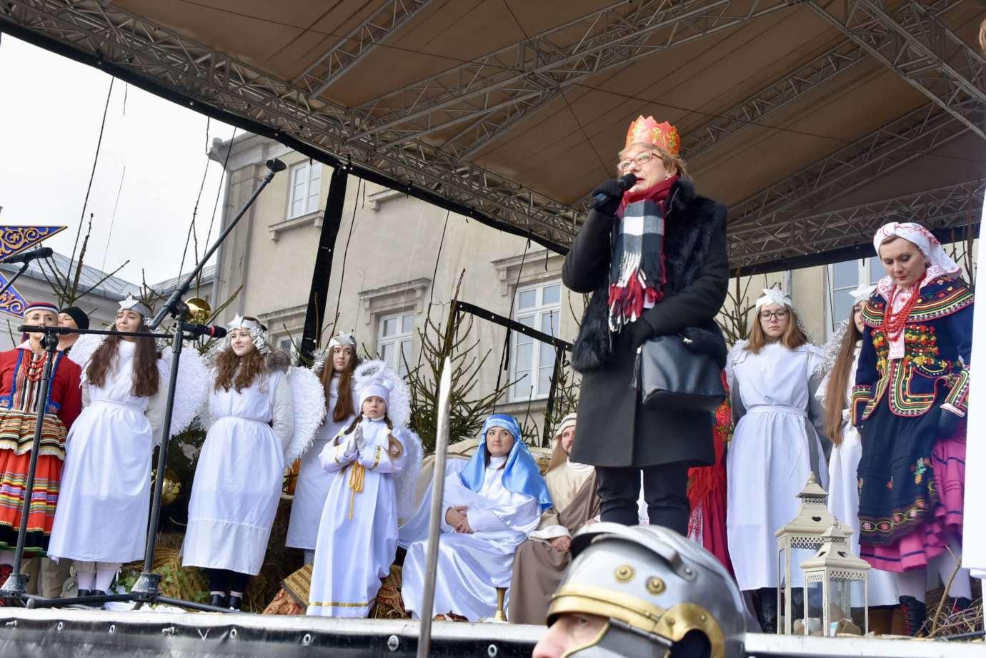 dsc 2465 Rekordowy VI Orszak Trzech Króli w Zamościu -