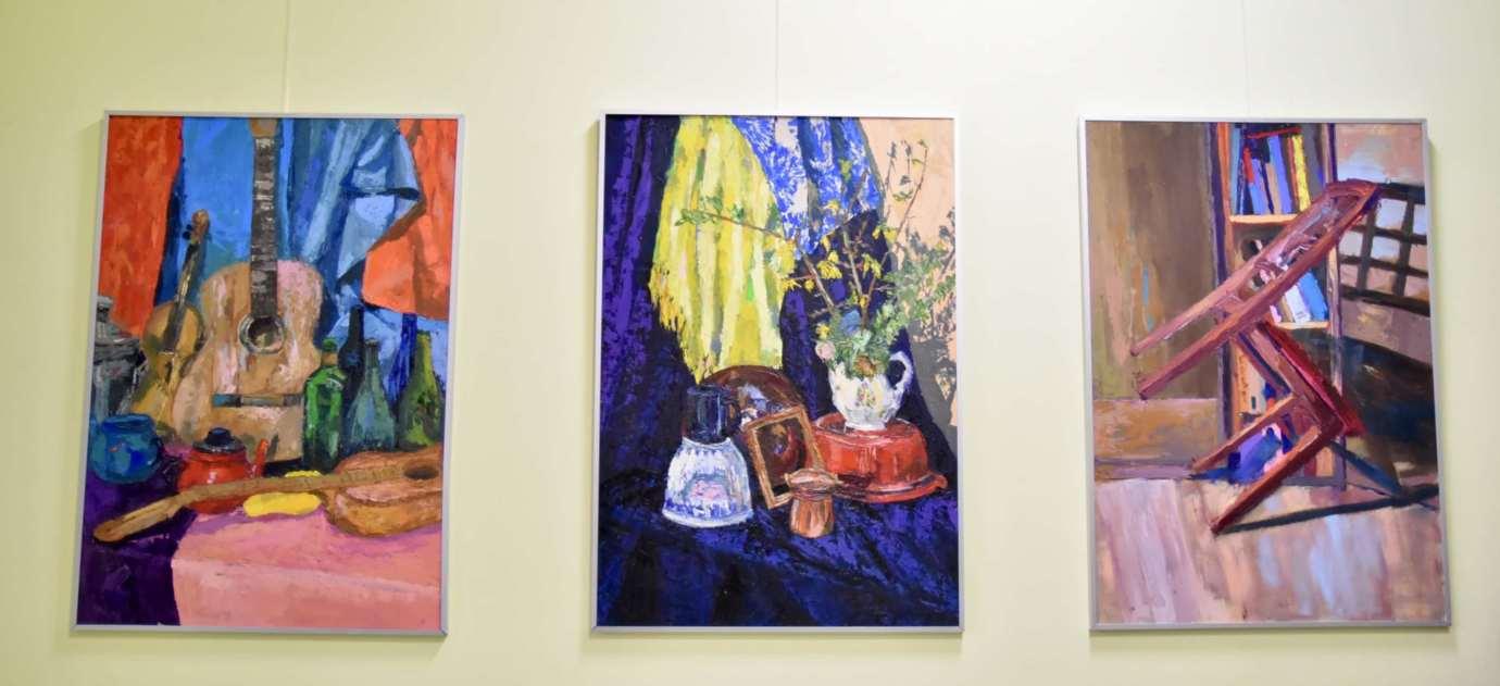 dsc 2520 Wernisaż malarstwa Alicji Siemko (fotorelacja)