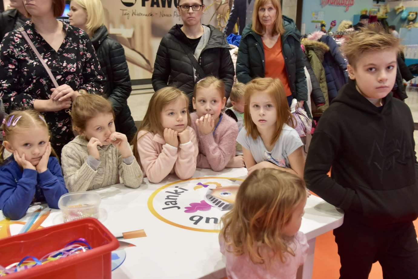 dsc 3894 Zabawa kreatywnych dzieciaków w Galerii Handlowej Twierdza (filmy i zdjęcia)