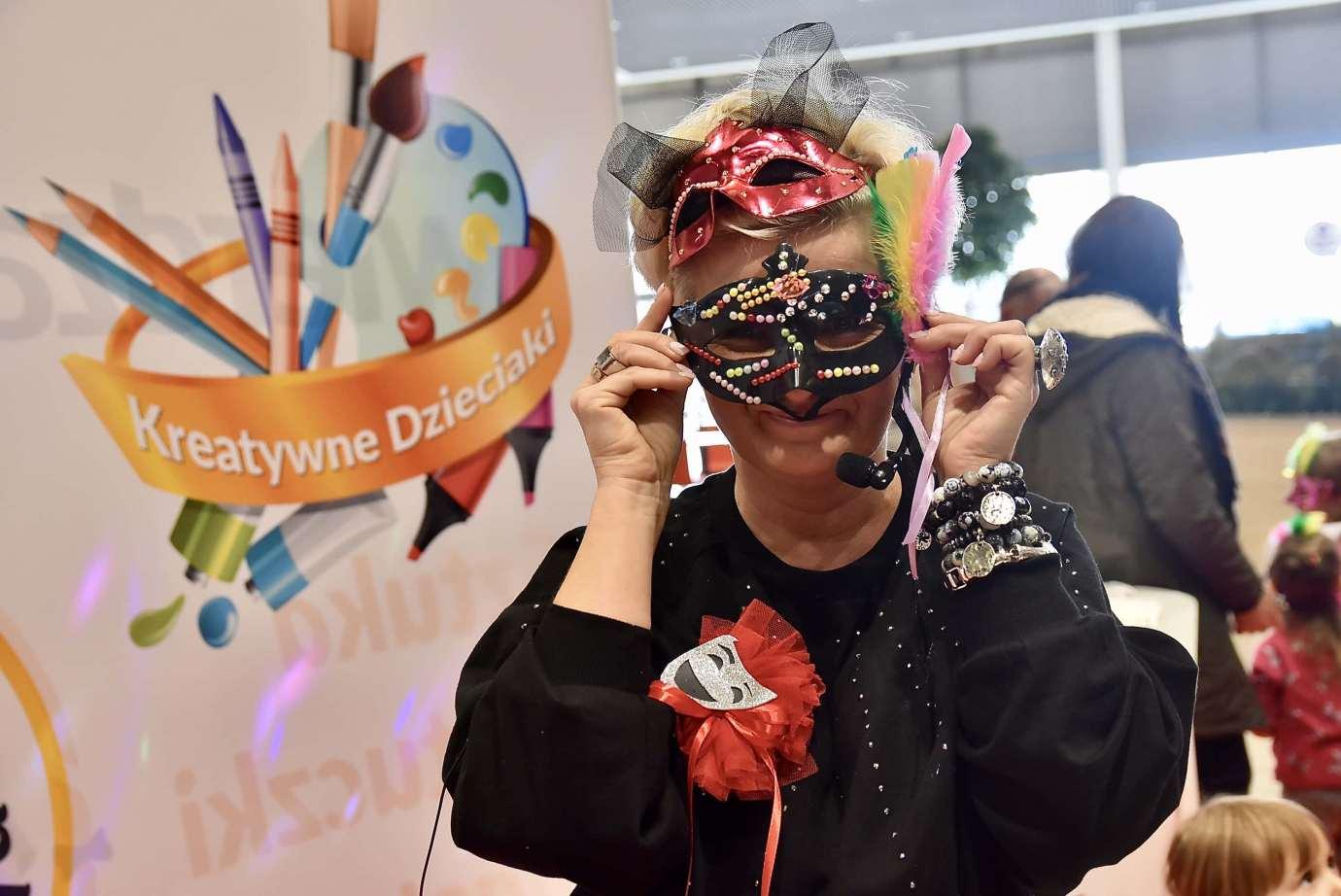 dsc 3955 Zabawa kreatywnych dzieciaków w Galerii Handlowej Twierdza (filmy i zdjęcia)
