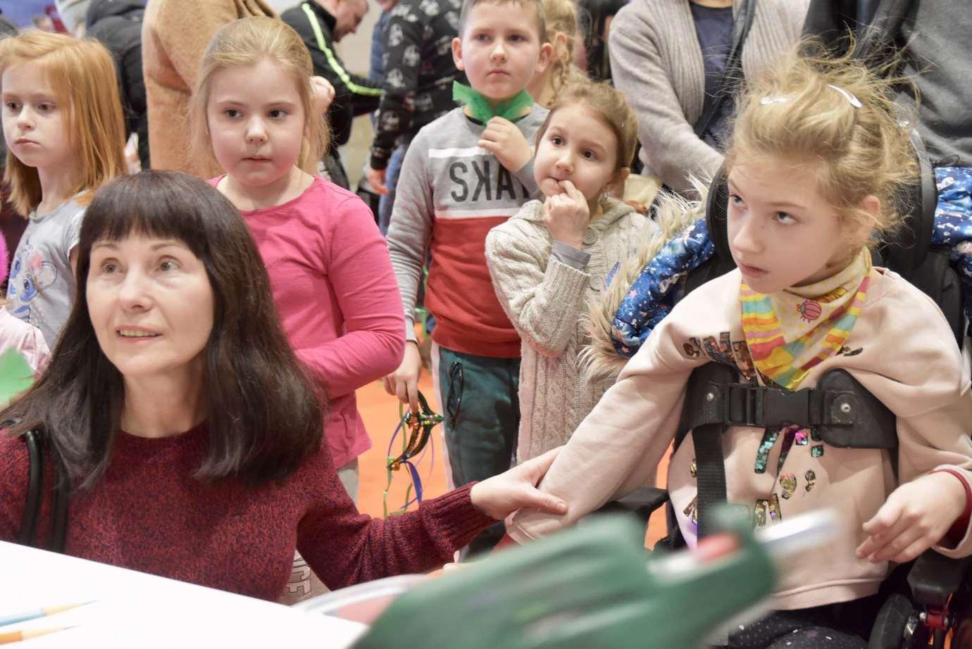 dsc 3958 Zabawa kreatywnych dzieciaków w Galerii Handlowej Twierdza (filmy i zdjęcia)