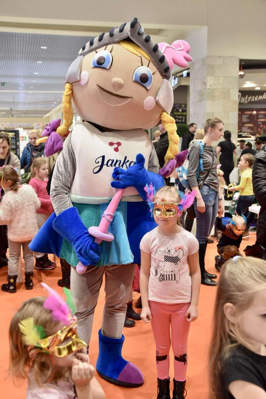 dsc 3973 Zabawa kreatywnych dzieciaków w Galerii Handlowej Twierdza (filmy i zdjęcia)