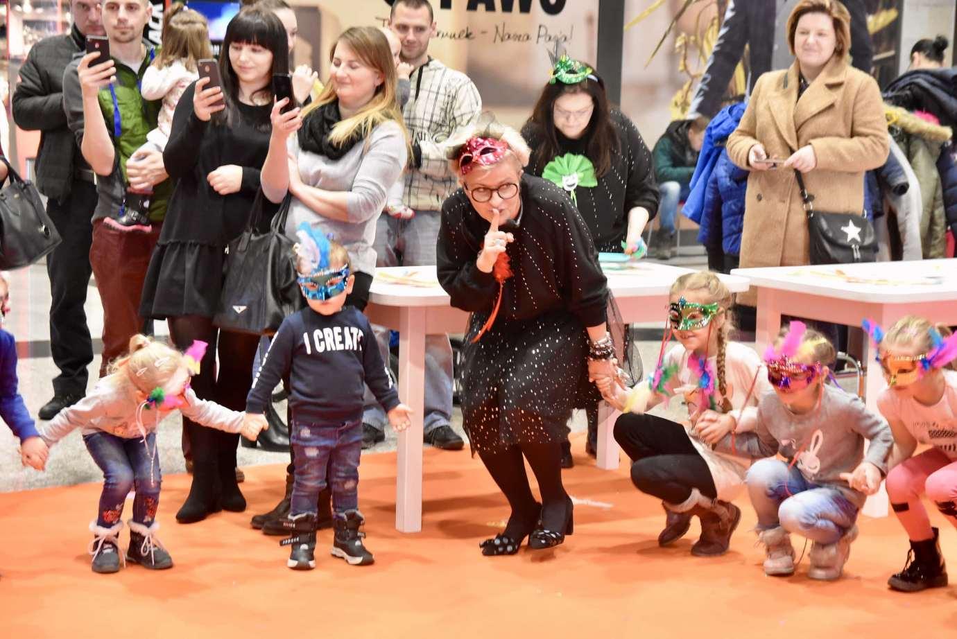 dsc 3984 Zabawa kreatywnych dzieciaków w Galerii Handlowej Twierdza (filmy i zdjęcia)