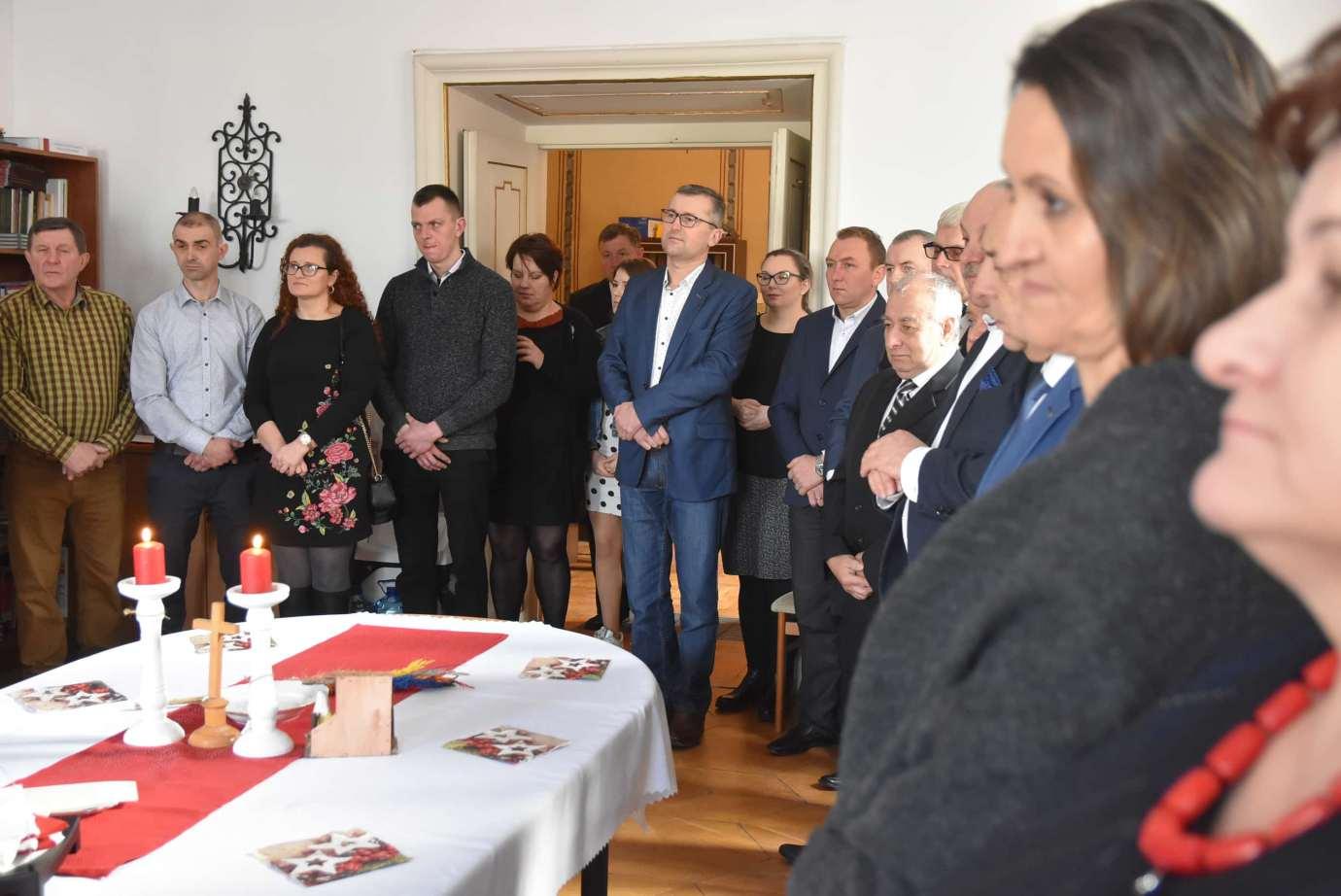 dsc 4008 Zamość: Otwarcie nowego biura poselskiego Jarosława Sachajko. [ZDJĘCIA, FILM]