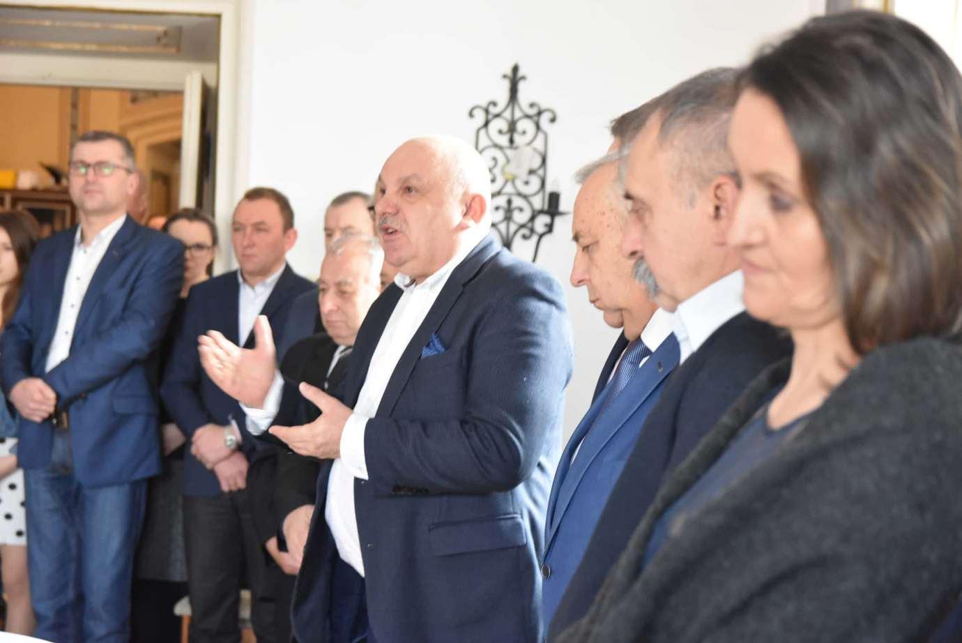 dsc 4018 Zamość: Otwarcie nowego biura poselskiego Jarosława Sachajko. [ZDJĘCIA, FILM]