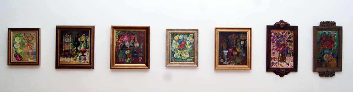 m kedra fot janusz zimon 19 Marian Kędra - malarstwo zanurzone w kolorze