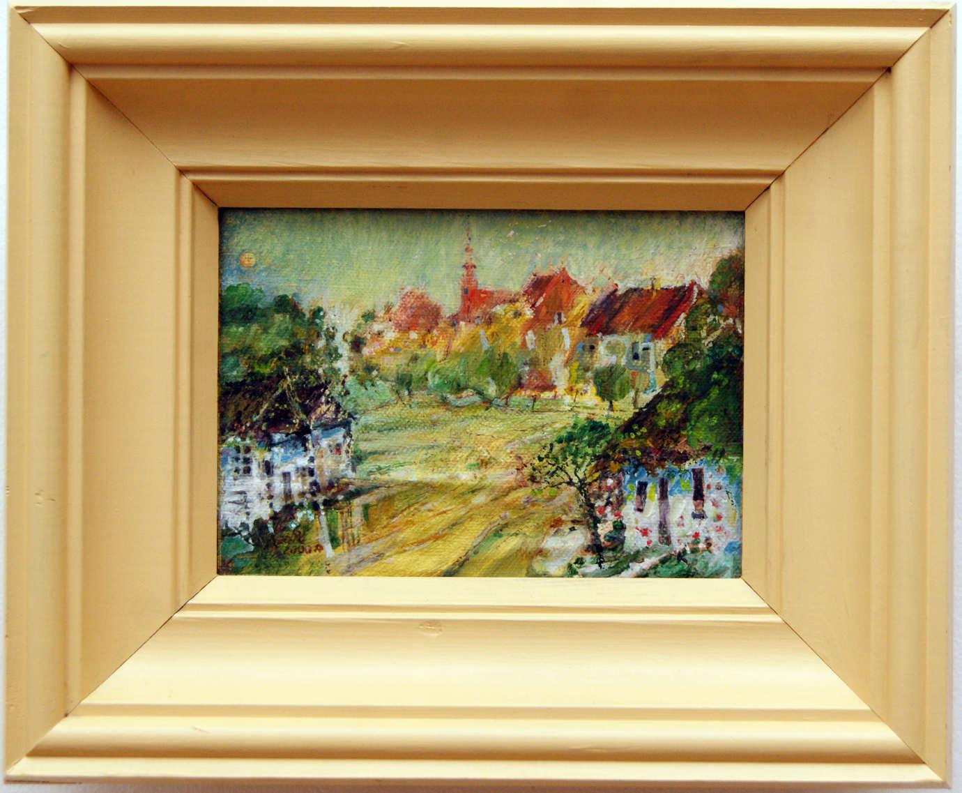 m kedra fot janusz zimon 21 Marian Kędra - malarstwo zanurzone w kolorze