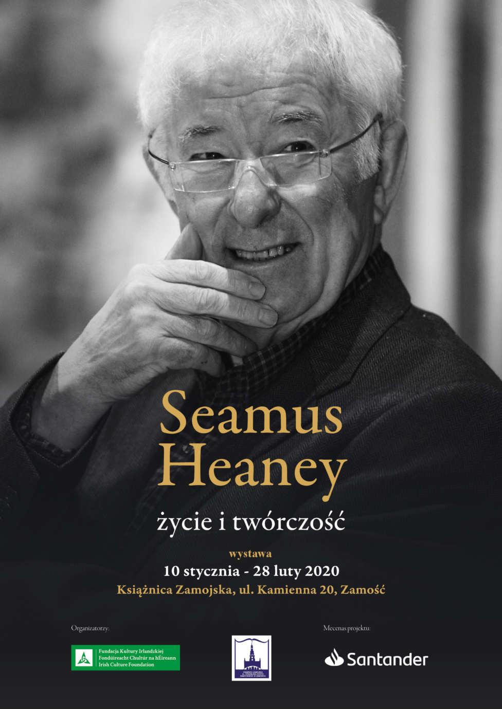 seamus heaney wystawa Wystawa