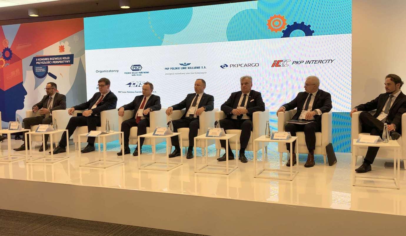 zbigniew tracichleb prezes zarzadu panel inwestycje dla zwiekszenia k LHS: 1000-metrowy pociąg z chińskiego Xi'an podąża do Polski