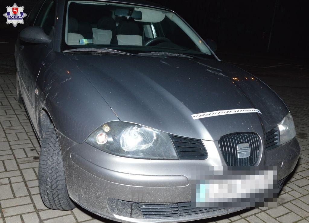 68 163574 Zamość: 12- latek wszedł wprost pod jadący samochód