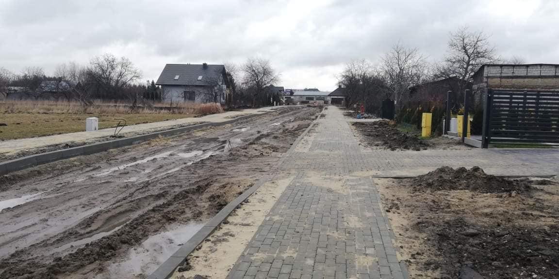 84404417 2935498366500221 3925208729649152000 o Hrubieszów: Trzy ulice w budowie.