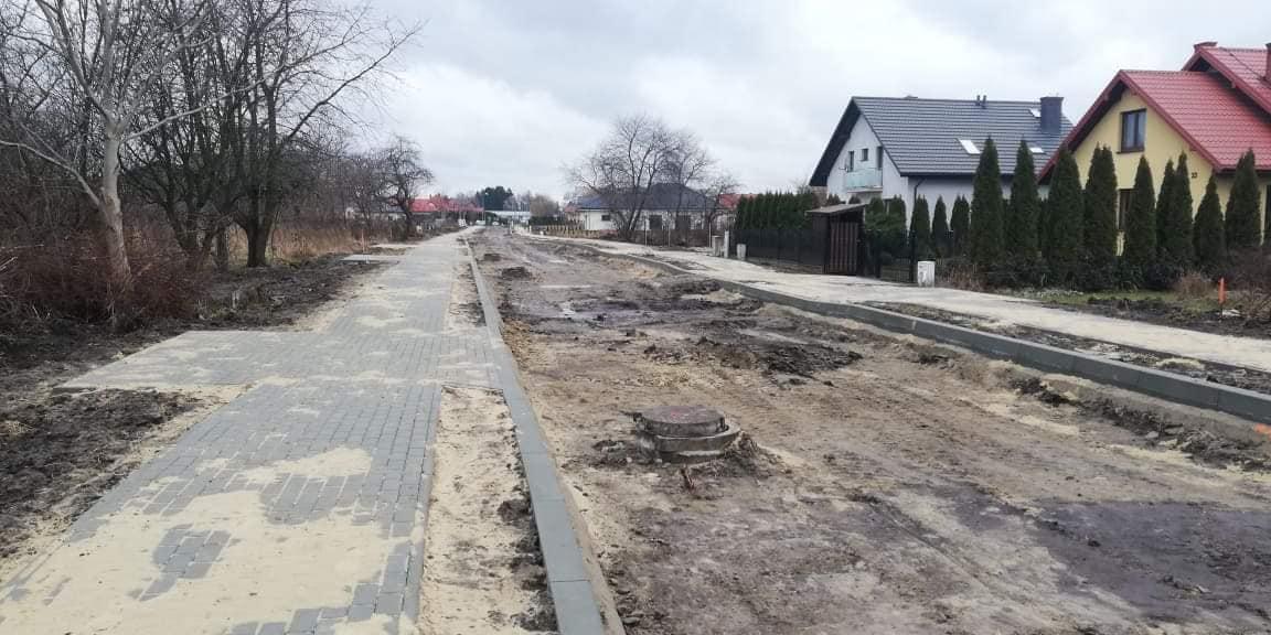84977797 2935498669833524 5963199612436086784 o Hrubieszów: Trzy ulice w budowie.