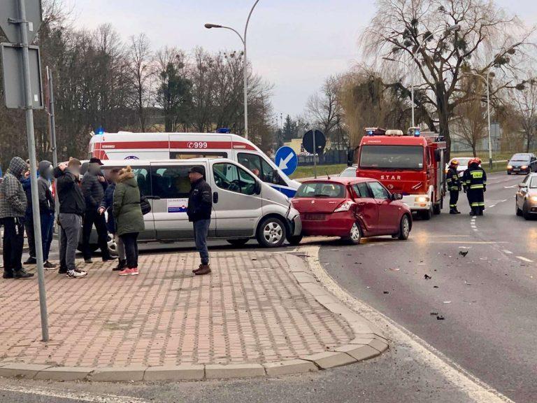 Z ostatniej chwili: wypadek na Sadowej