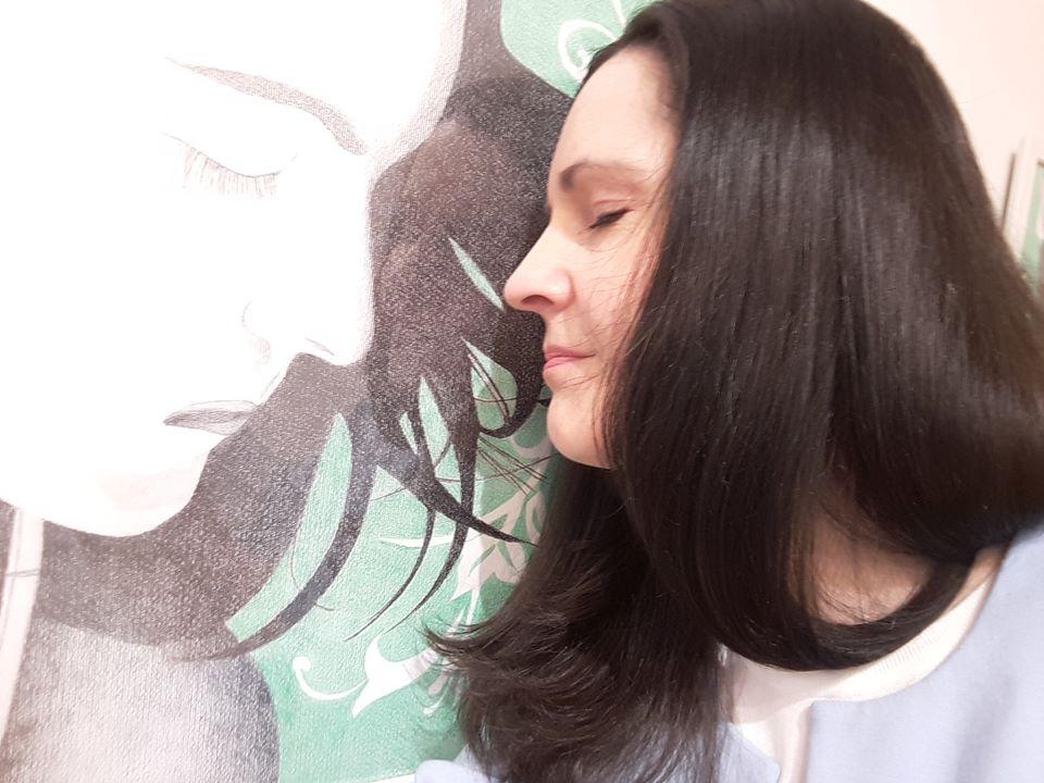 """86502558 2531301283658730 4562803973429395456 o """"Ulotność"""" Joanny Słupskiej-Maron graficznym obrazem teatru tańca"""