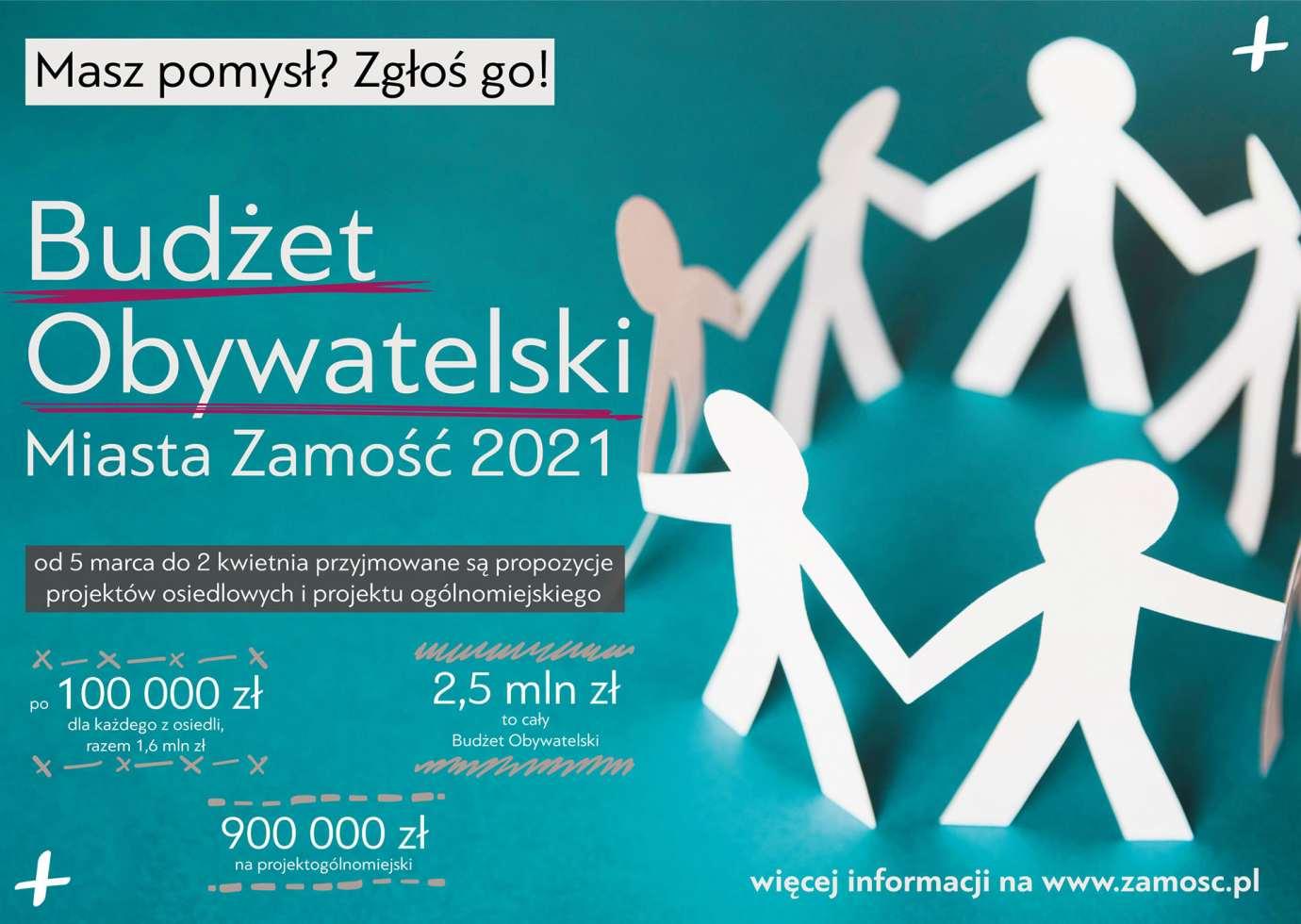 88103993 1500590940100809 7127435315031048192 o Rusza nowy Budżet Obywatelski. Jakie pomysły tym razem zgłoszą zamościanie?