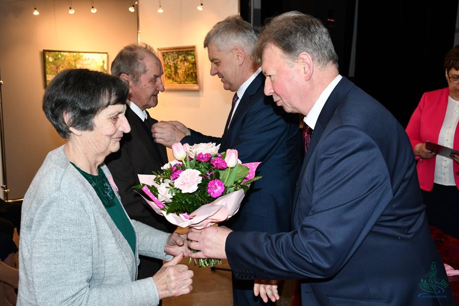 dsc 3593 Gm. Szczebrzeszyn: Piękny jubileusz! Małżeństwa świętowały 50. rocznicę ślubu.