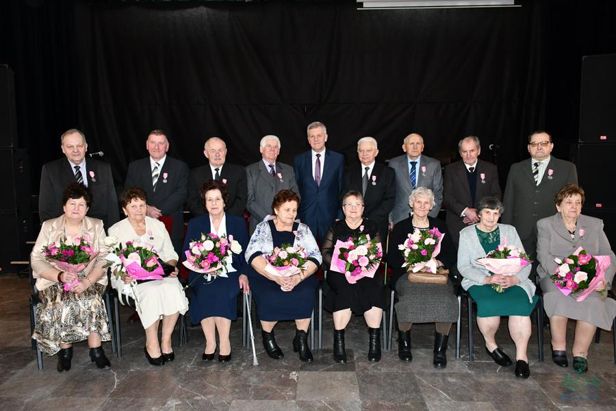 dsc 3662 Gm. Szczebrzeszyn: Piękny jubileusz! Małżeństwa świętowały 50. rocznicę ślubu.