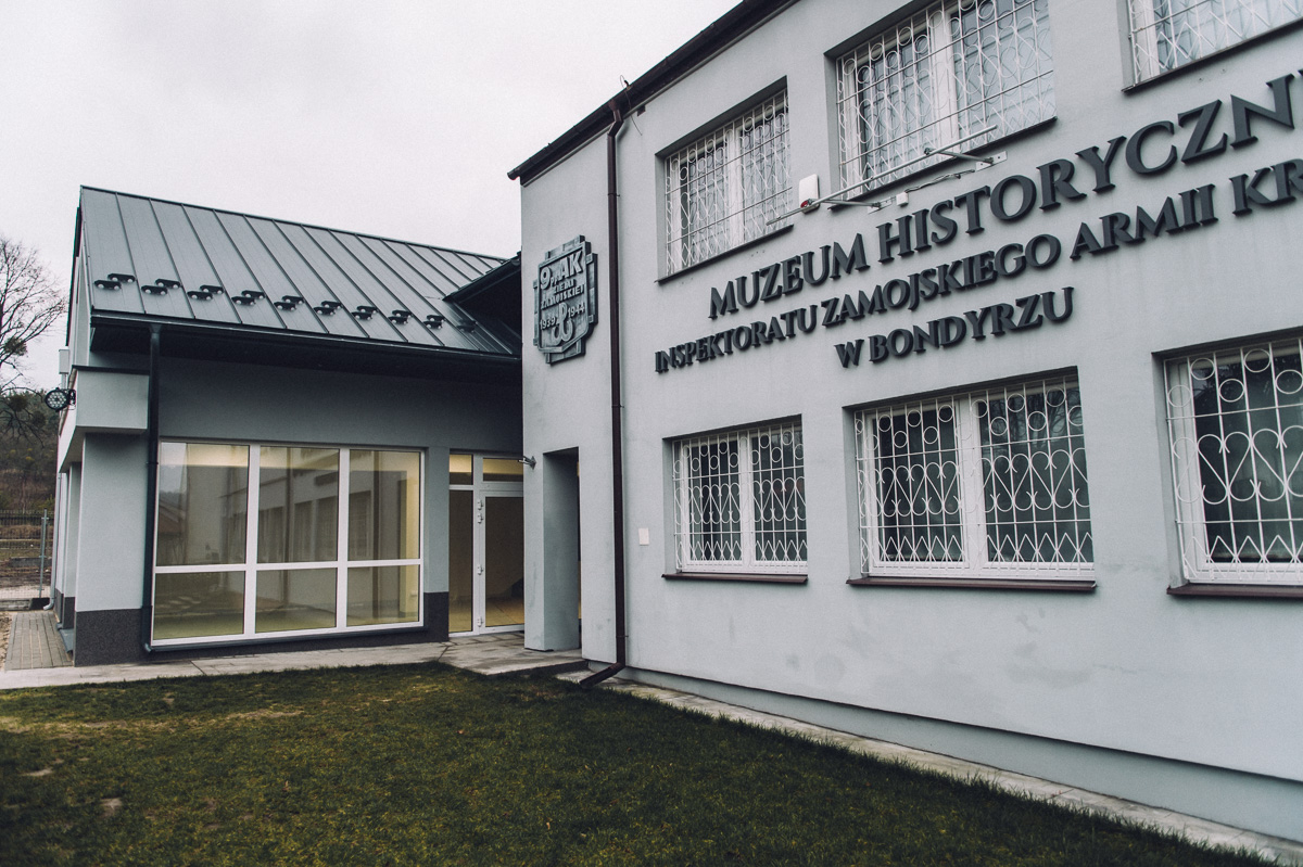 muzeum bondyrz ns 5 Zakończenie rozbudowy Muzeum w Bondyrzu