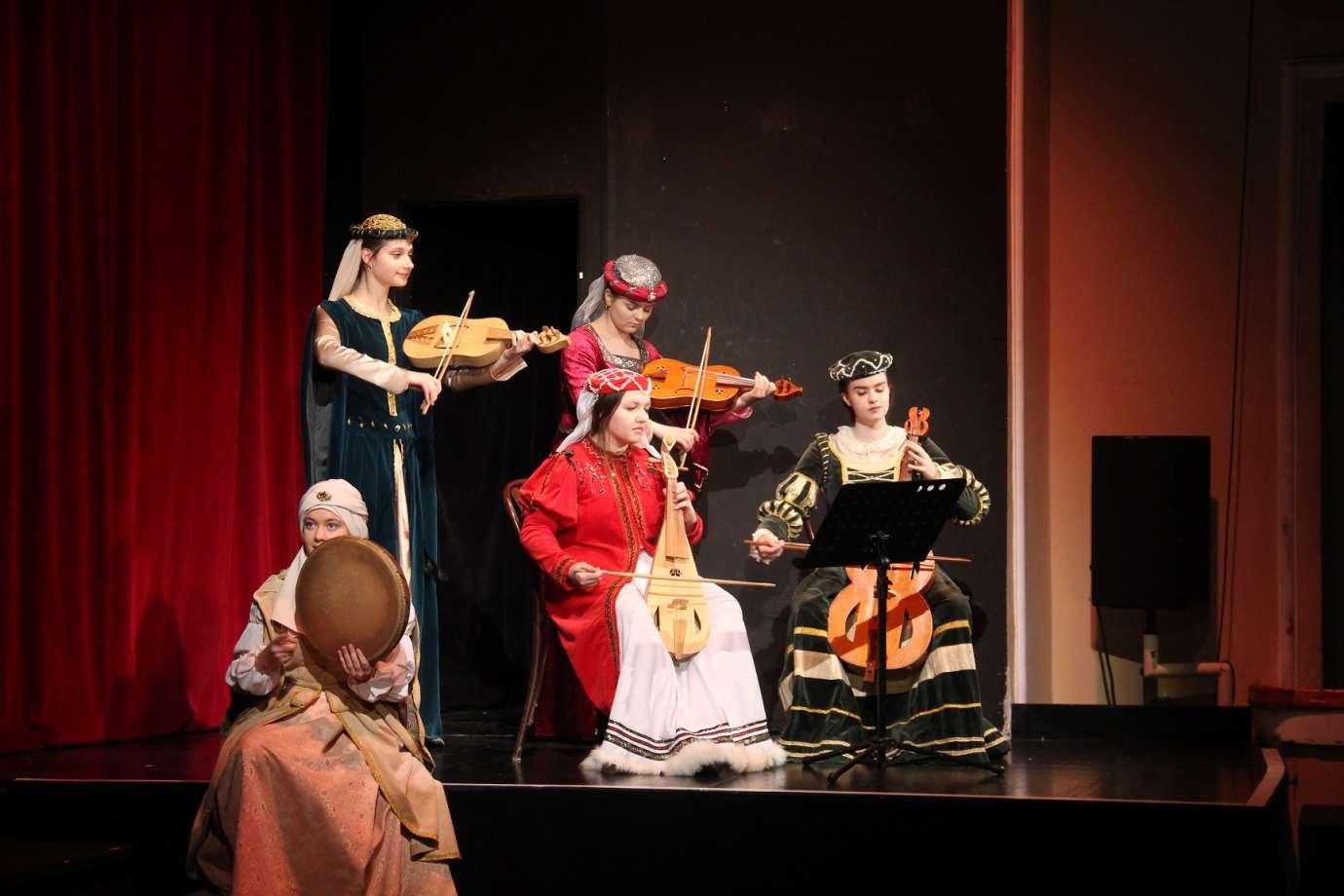 um kalisza Sukces Capelli All'antico z Zamojskiego Domu Kultury!