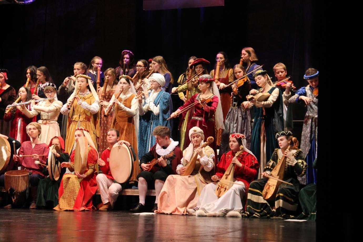 um kalisza3 Sukces Capelli All'antico z Zamojskiego Domu Kultury!