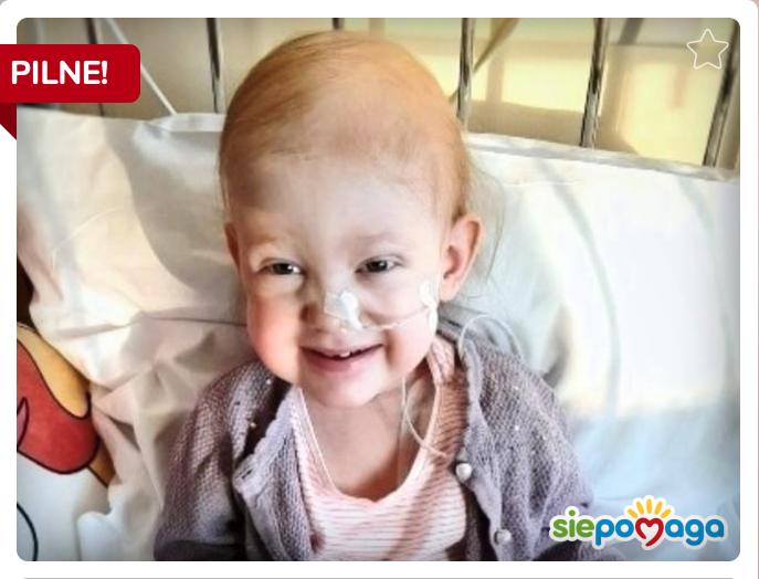 zrzut ekranu 2020 02 4 o 12 01 02 Pomóżmy Natalce z Grabowca pokonać raka!