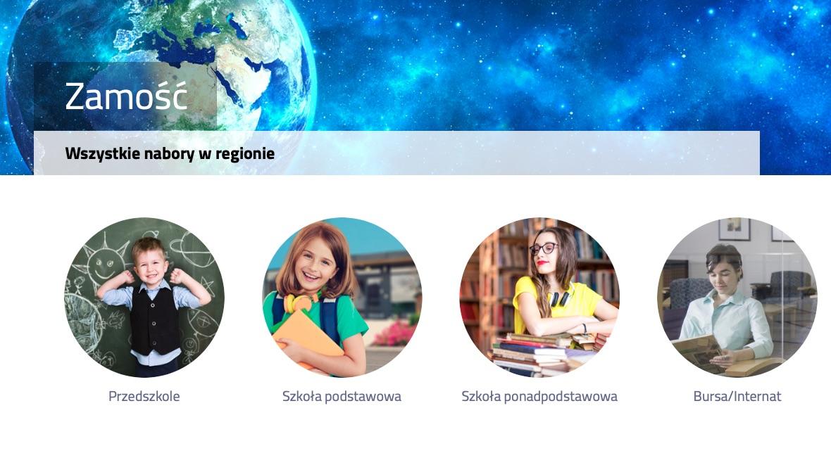 zrzut ekranu 2020 02 7 o 08 54 17 Zamość: Znamy terminy naboru do miejskich przedszkoli i szkół podstawowych [HARMONOGRAM]