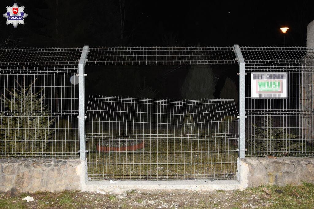 361 164650 Zamość: ZOO było zamknięte, mimo to dwóch nastolatków postanowiło je zwiedzić