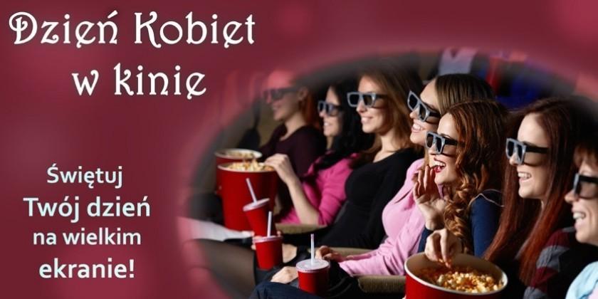 Dzień Kobiet w Zamojskim kinie. Co w repertuarze?