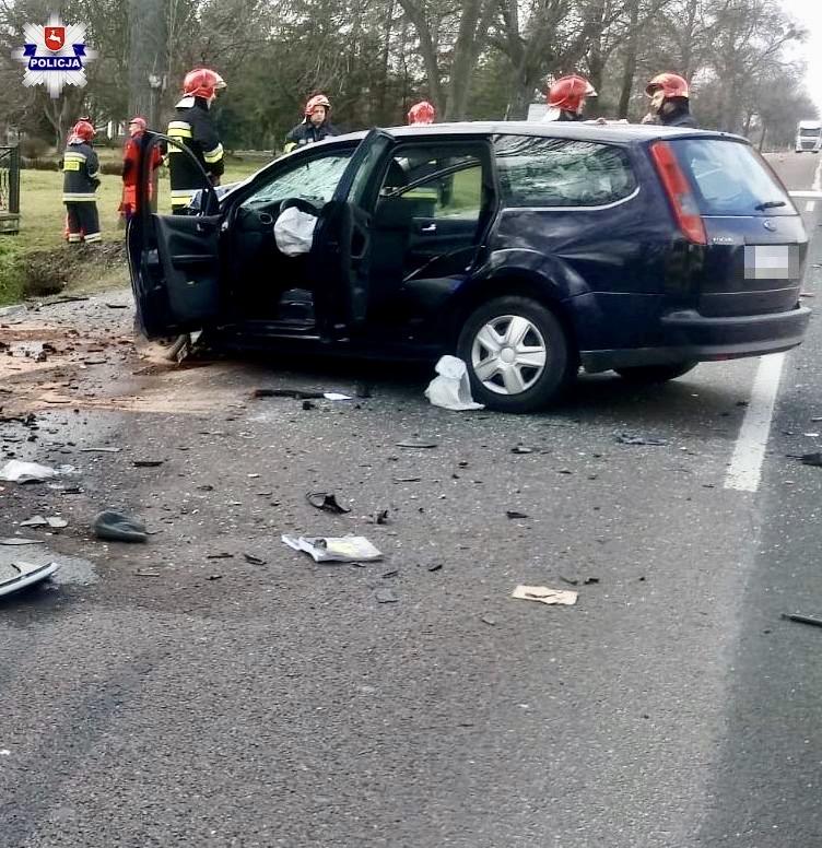68 164106 Tragedia na drodze. Nie żyje 21 i 31-latek