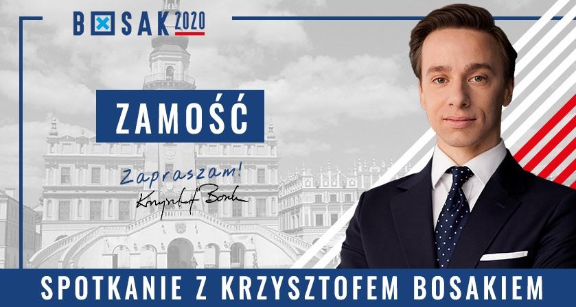87884275 10157276298254302 3639923781939494912 n Czy są tu sympatycy Krzysztofa Bosaka? Spotkanie z kandydatem na Prezydenta RP