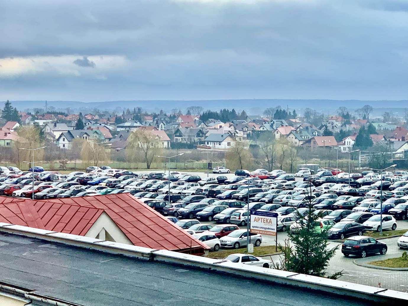 img 6697 Płatne parkowanie - mamy odpowiedź Rzecznika Samodzielnego Wojewódzkiego Szpitala im. Papieża Jana Pawła II w Zamościu