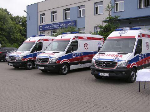 fot. Samodzielna Publiczna Stacja Pogotowia Ratunkowego i Transportu Sanitarnego w Zamościu