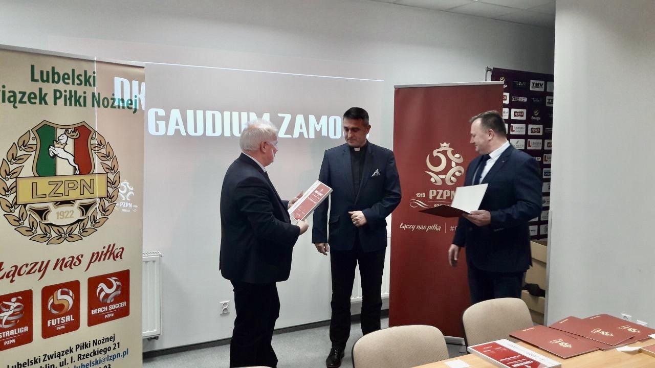resized 20200304 162951 2386 2 DKS Gaudium Zamość nagrodzony Certyfikatem Srebrnym