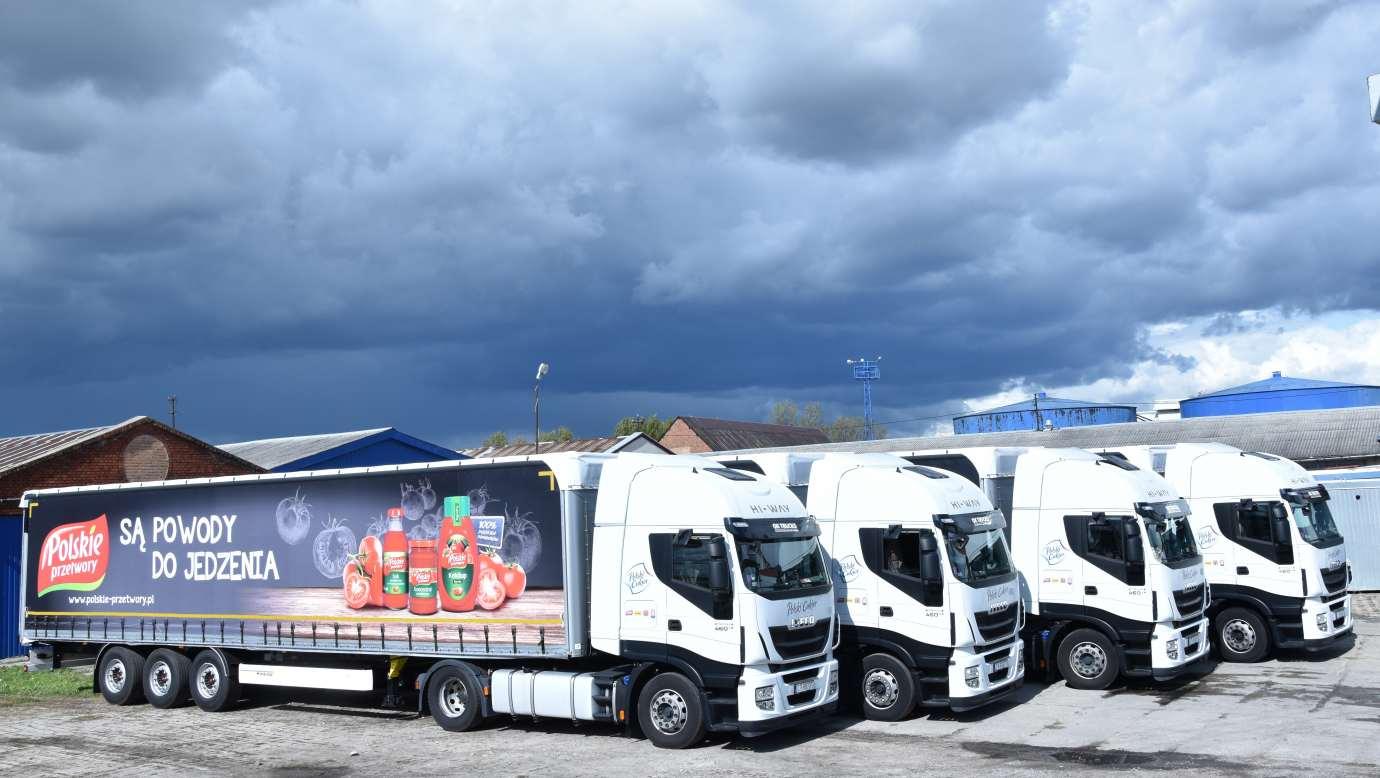 transport polskie przetwory Grupa Kapitałowa Krajowej Spółki Cukrowej przekazuje 1 mln zł na walkę z koronawirusem w Polsce.
