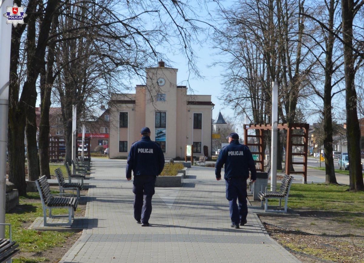 68 165707 Policja, Żandarmeria Wojskowa, WOT i Straż Miejska w walce o bezpieczeństwo (zdjęcia)