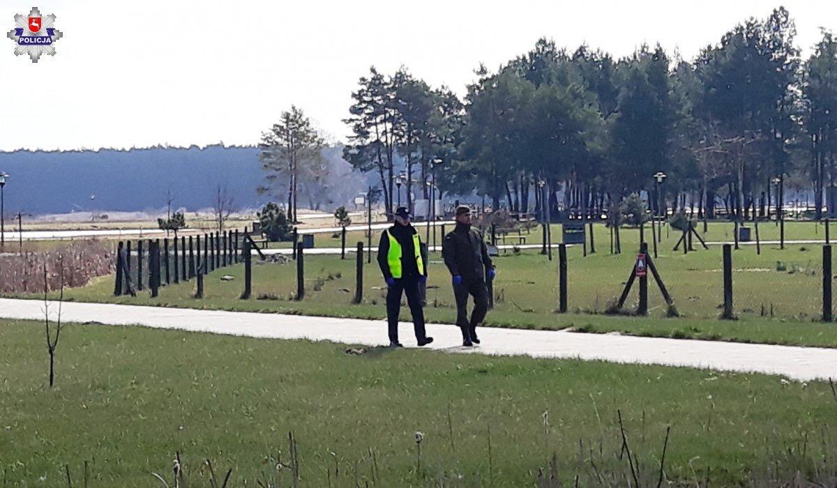 68 165710 Policja, Żandarmeria Wojskowa, WOT i Straż Miejska w walce o bezpieczeństwo (zdjęcia)