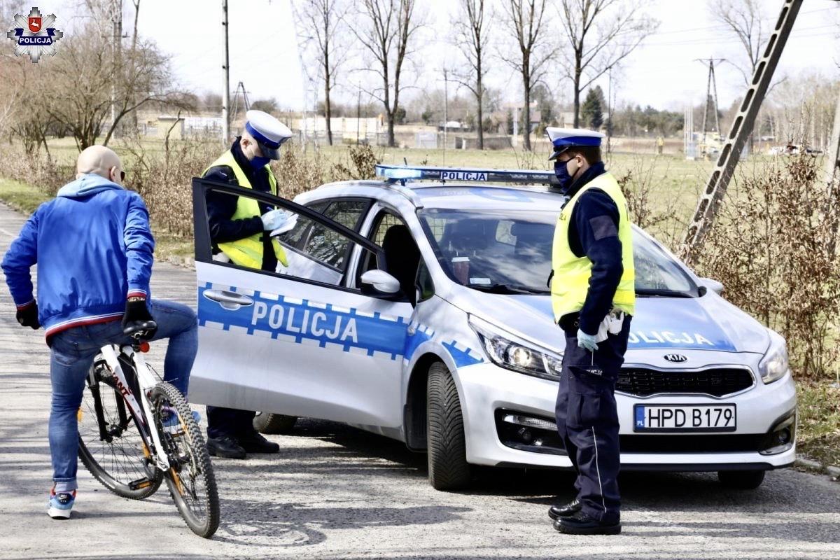 68 165711 Policja, Żandarmeria Wojskowa, WOT i Straż Miejska w walce o bezpieczeństwo (zdjęcia)