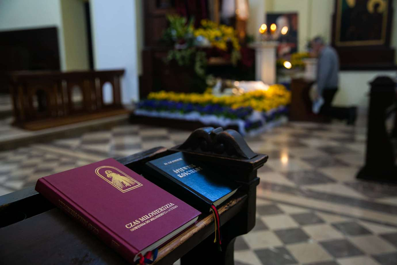 kosciol rektoralny pw sw katarzyny w zamosciu 10 Zdjęcia grobów pańskich w zamojskich świątyniach