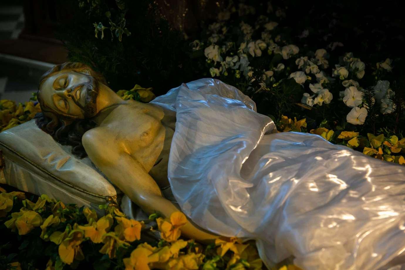 kosciol rektoralny pw sw katarzyny w zamosciu 2b Zdjęcia grobów pańskich w zamojskich świątyniach