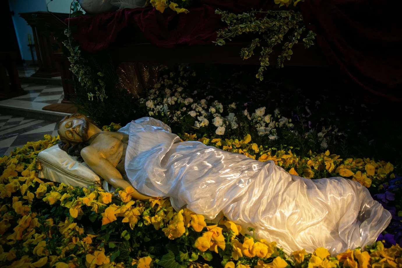 kosciol rektoralny pw sw katarzyny w zamosciu 6 Zdjęcia grobów pańskich w zamojskich świątyniach