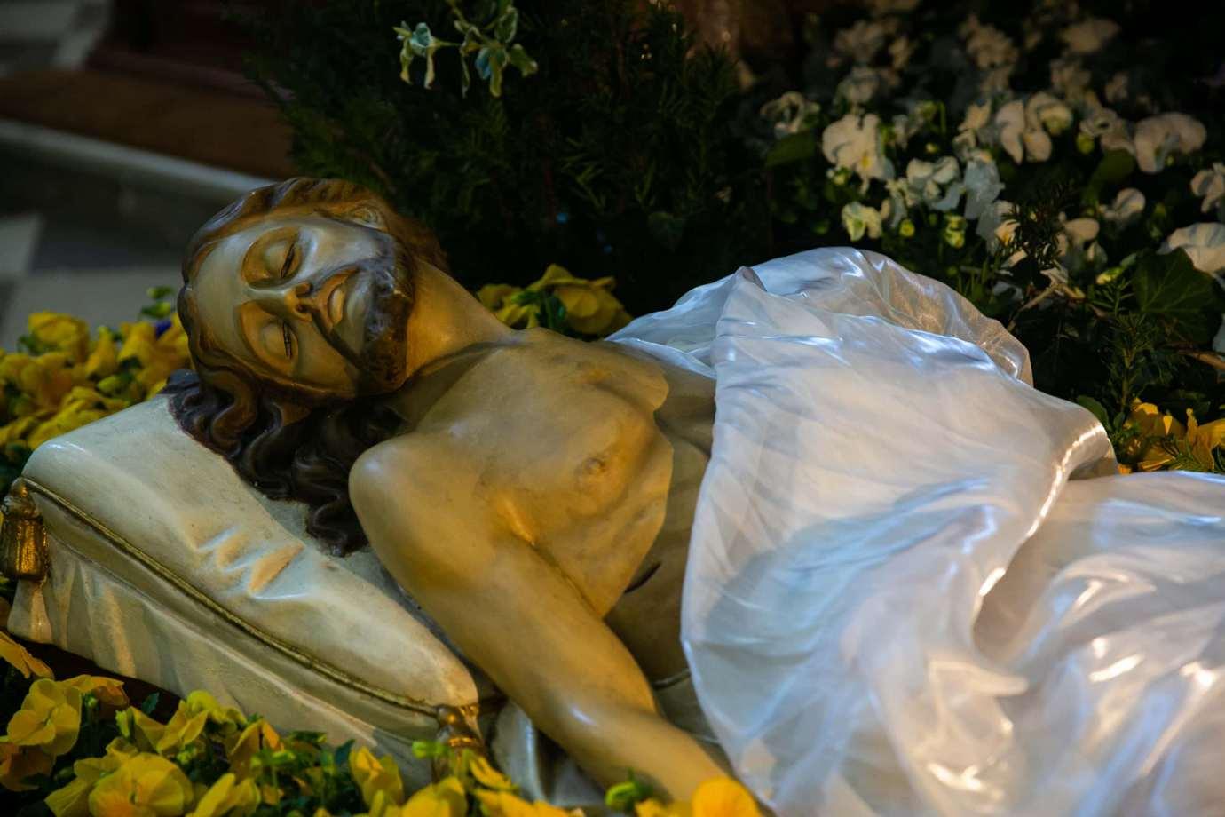 kosciol rektoralny pw sw katarzyny w zamosciu 9 Zdjęcia grobów pańskich w zamojskich świątyniach