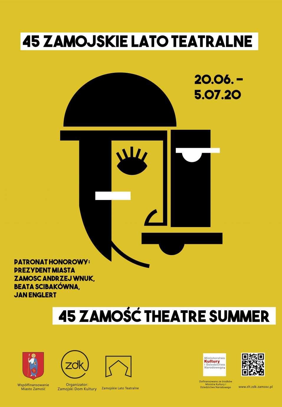 malarz paulina 1 wyroznienie Rozstrzygnięto konkurs na plakat 45. Zamojskiego Lata Teatralnego