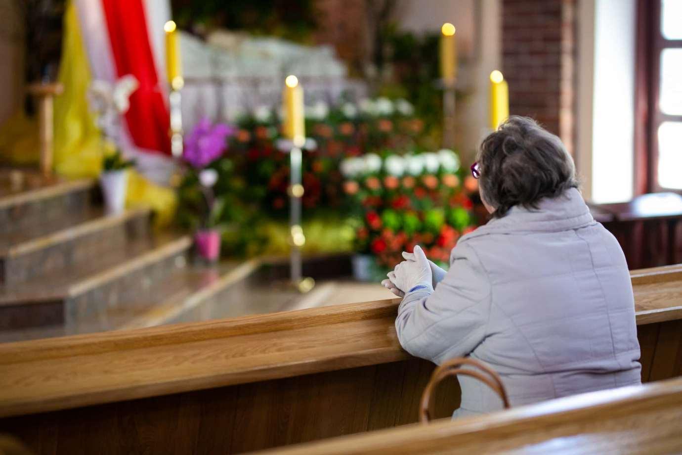 parafia pw milosierdzia bozego w zamosciu 8 Zdjęcia grobów pańskich w zamojskich świątyniach