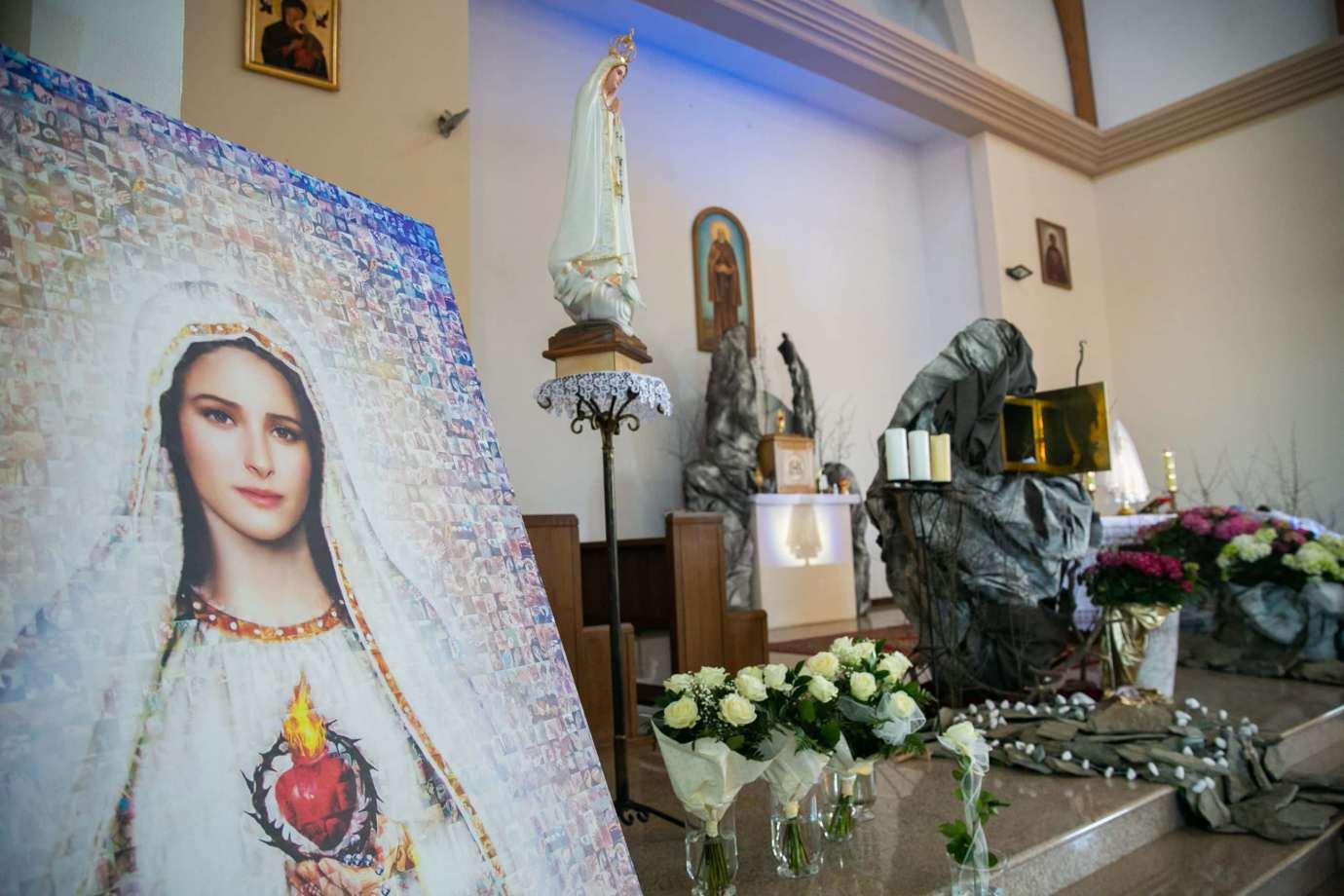 parafia pw swietego brata alberta w zamosciu 10 Zdjęcia grobów pańskich w zamojskich świątyniach