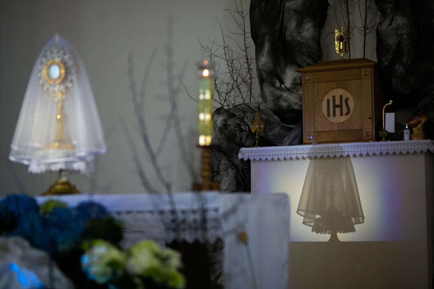 parafia pw swietego brata alberta w zamosciu 13 Zdjęcia grobów pańskich w zamojskich świątyniach