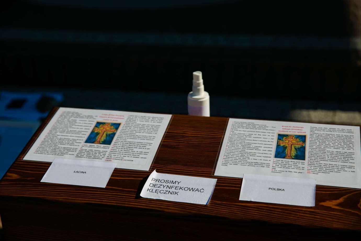 parafia pw swietego brata alberta w zamosciu 15 Zdjęcia grobów pańskich w zamojskich świątyniach