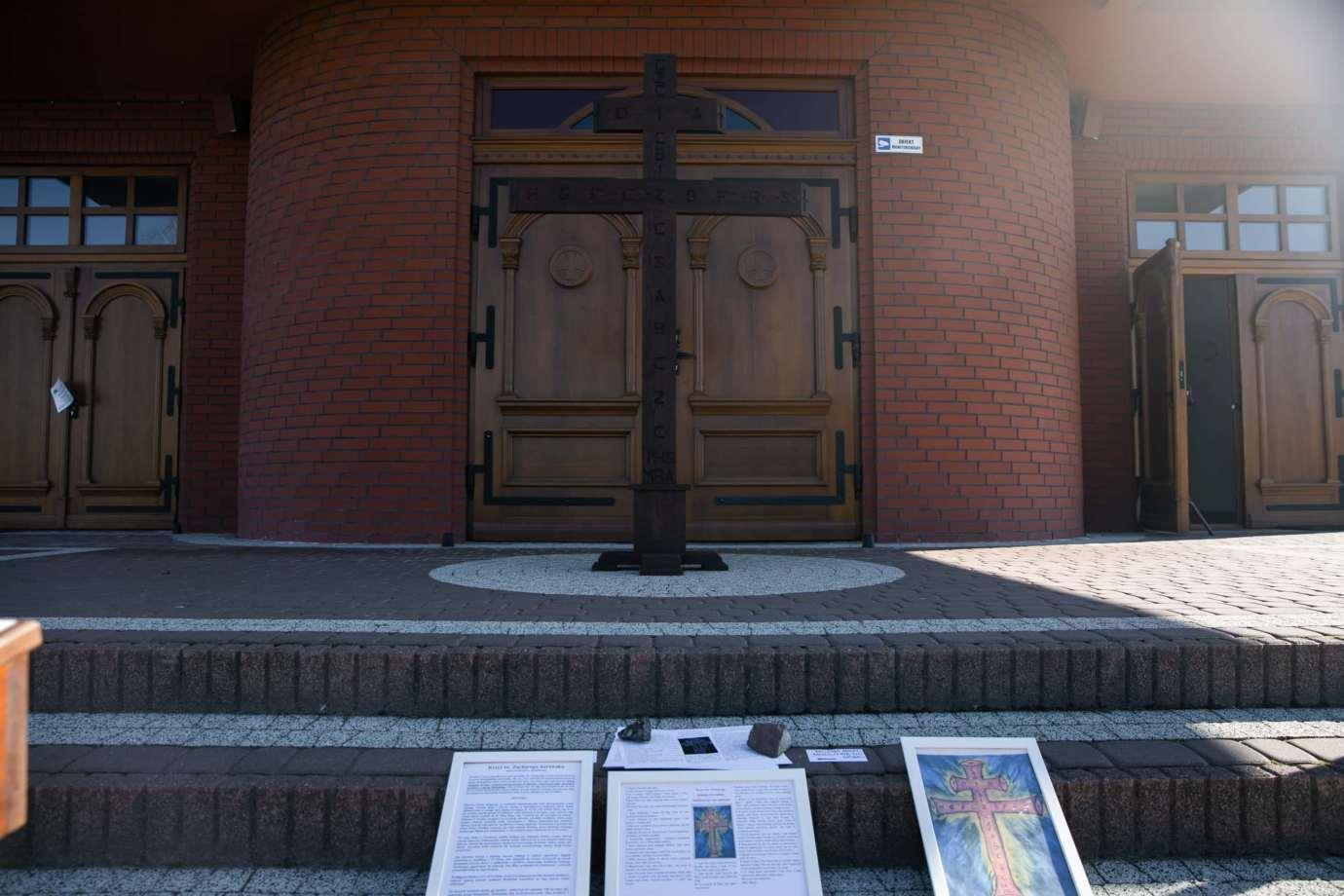parafia pw swietego brata alberta w zamosciu 16 Zdjęcia grobów pańskich w zamojskich świątyniach